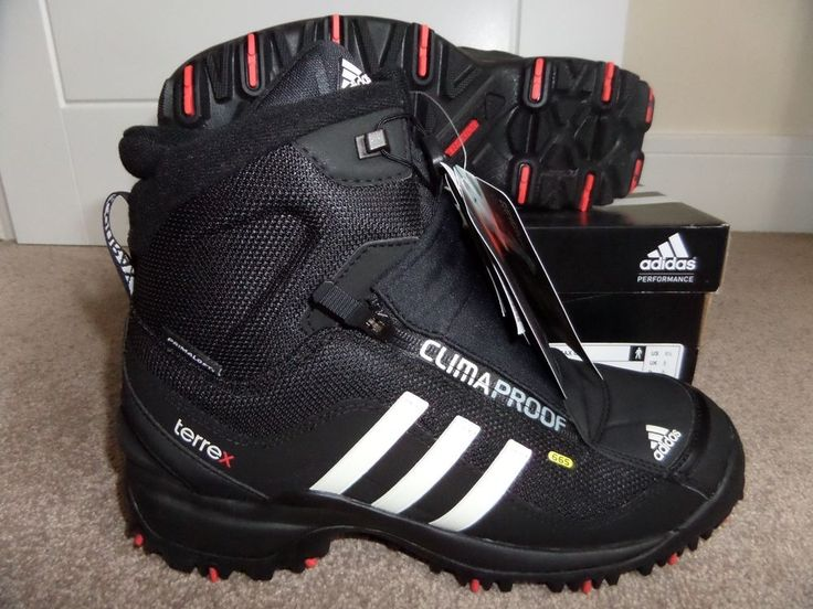 ADIDAS TERREX CONRAX CP BOOTS OUTDOOR V21260 OUTDOOR HIKING SHOES WALKING UK 8 #adidas #Outdoor