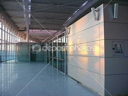 Bucharest Otopeni International Airport by etrarte