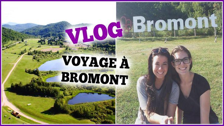 FIN DE SEMAINE ROMANTIQUE | TRIP À BROMONT