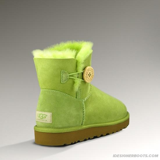 UGG-3352-Bailey-Button-Boots-Grass-green