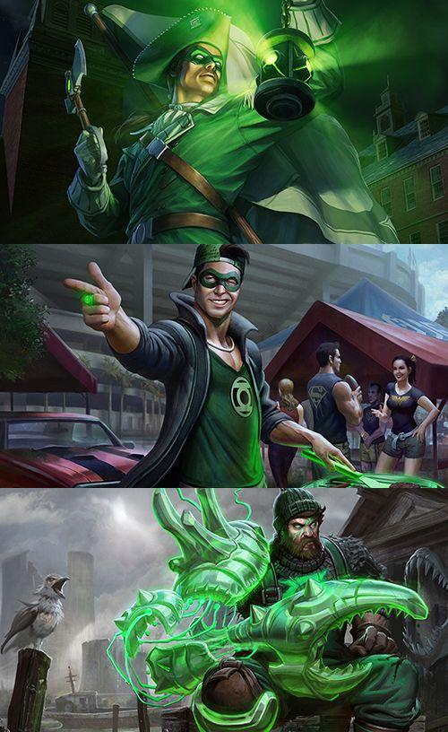 Hal Jordan in Infinite Crisis