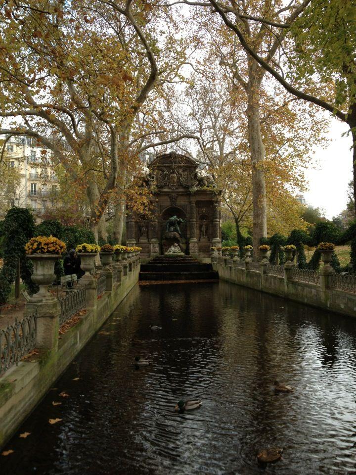 913 Medici Fountain, Parc du Luxembourg (Paris)