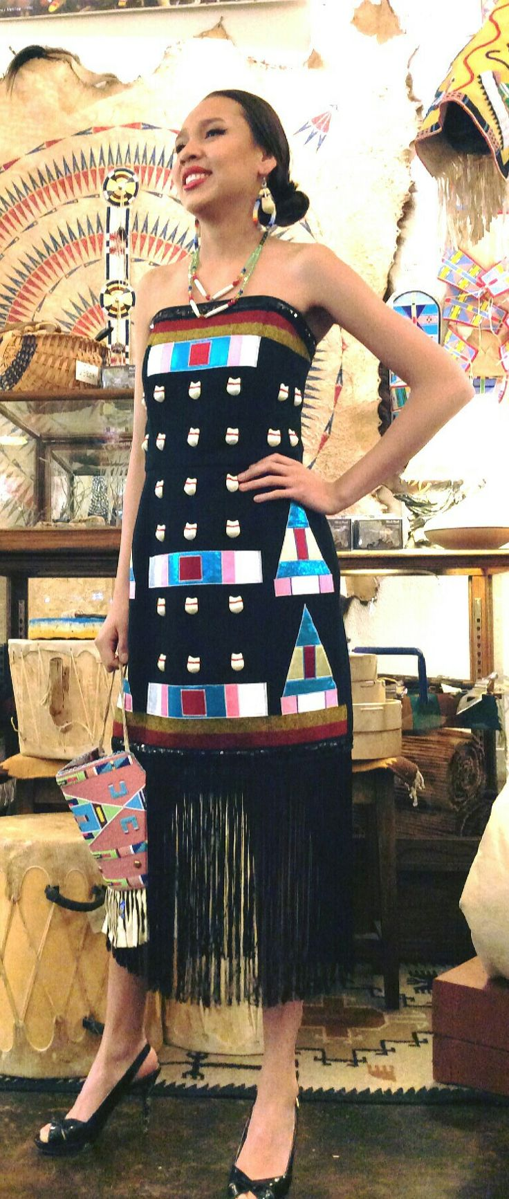 69 Best Native Inspired Clothing Images On Pinterest Native American Fashion Native Fashion