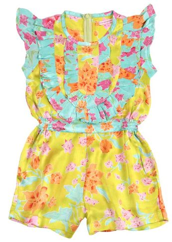 Peony Jumpsuit - Coco and Ginger - Buckets and Spades for kids