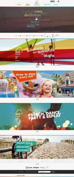 Sol Hoteles Sol Hotels - Family vacations