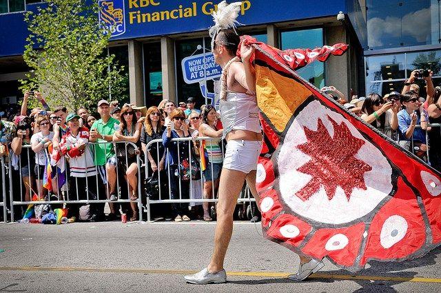 Toronto Pride Parade 2012
