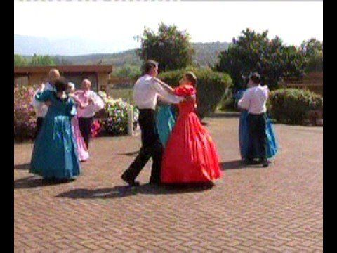 Afrikaans Traditional Dance - Seties - volkspele