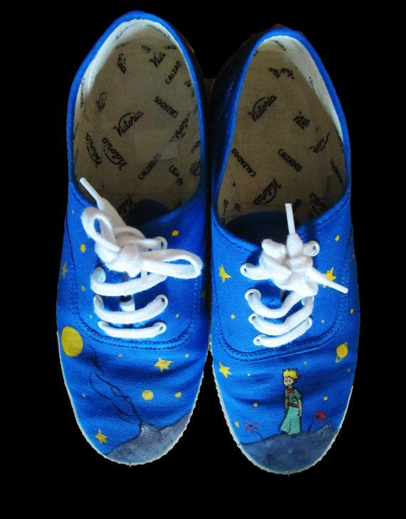 custom original Sneakers / El principito The by PatataCreations, €35.00