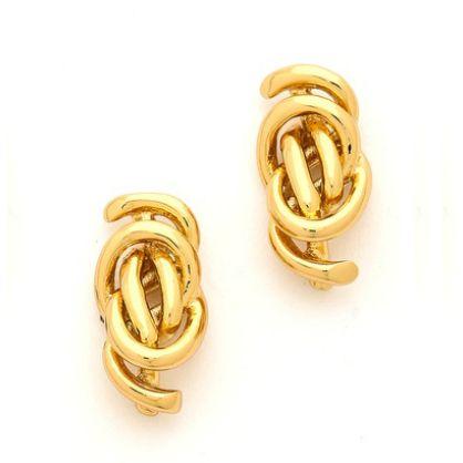 xoRZ -- Intricate Knot Earrings