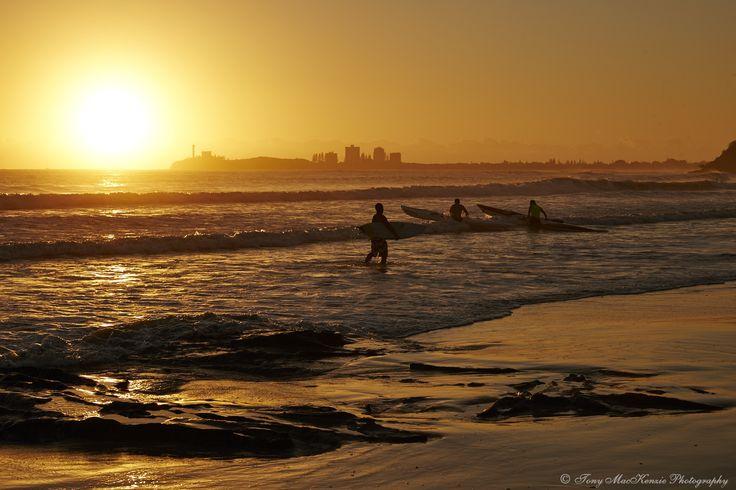 Mooloolaba Beach, Queensland, Australia.