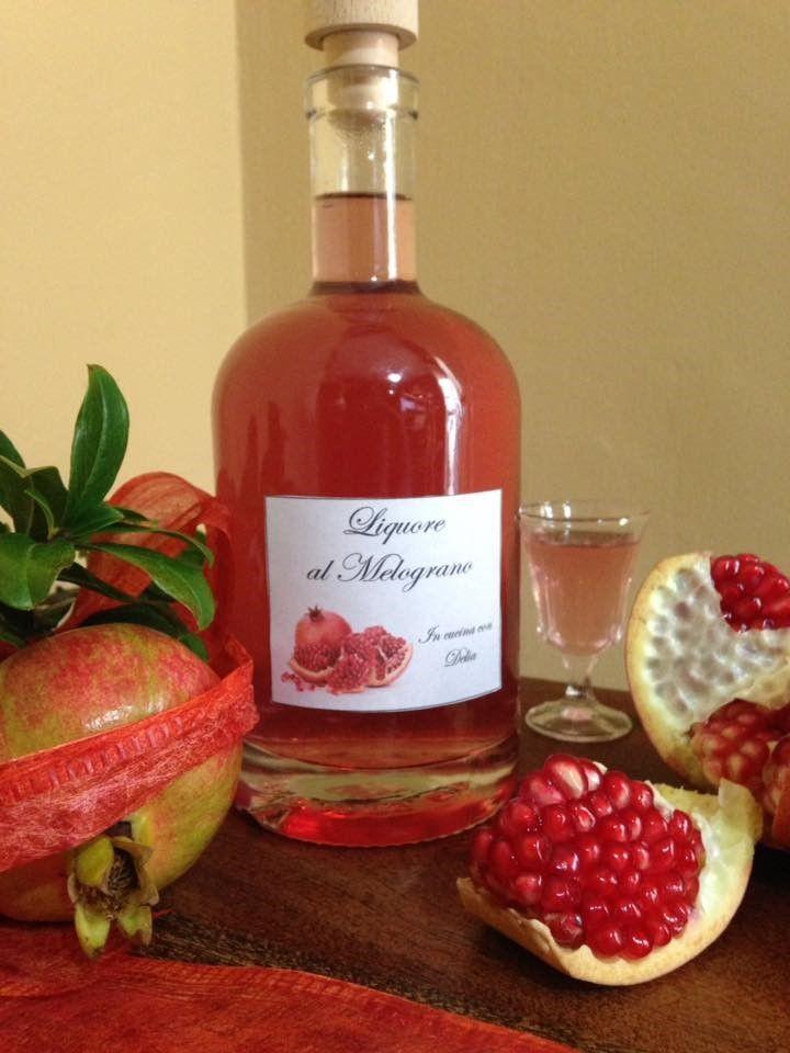 Melograniello, un liquore per le sere d'autunno