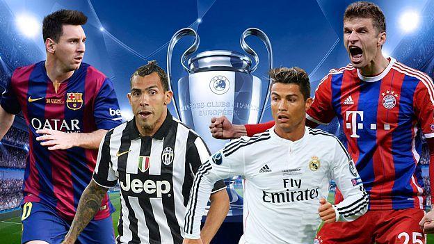 Champions League: así quedaron las llaves de semifinales (VIDEO)