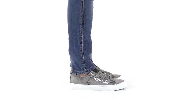 Colver - Ανδρικά παπούτσια casual Replay από υφασμα - Gianna Kazakou Online