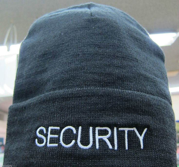 Defence Gifts - SECURITY  BEANIE, $7.00 (http://www.defencegifts.com.au/security-beanie/)