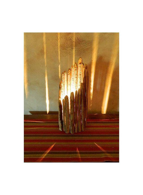 Southwestern Saguaro Cactus  Uplight by DesertGallery on Etsy, $85.00