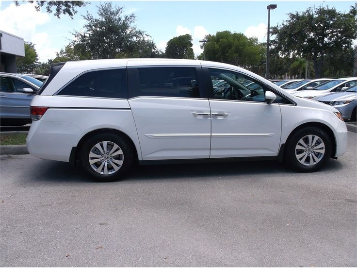 The New #Honda Odyssey EX-L is here!