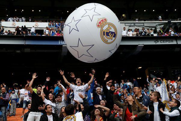 Real Madrid: Ayuntamiento, Comunidad y fin de fiesta en el Bernabéu | Marca.com