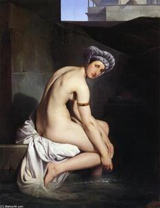 Bathsheba - (Francesco Hayez)