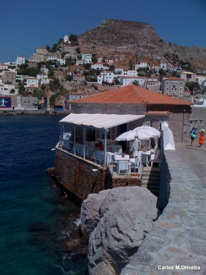 Hydra, Grécia