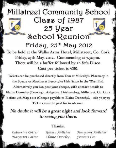247 best Class Reunion images on Pinterest Class reunion ideas - class reunion invitation template