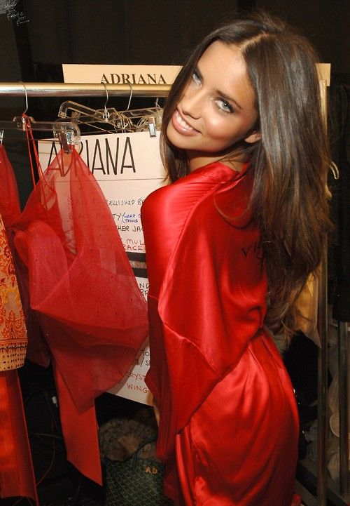 217 best images about adriana lima on Pinterest