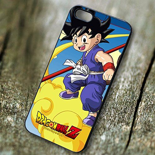Dragon Ball Z Goku - for Iphone 6 and Iphone 6s Case. PRICE WON'T LIE, Our case price is representing the quality, don't compare our case with another low quality case that have a very cheap price.We have the BEST QUALITY HANDMADE CASES with clear image print in affordable price.Easy access to all ports, control sensors easily, and very comfortable to carry. Available Materials are PLASTIC and RUBBER ... Available Colors are BLACK and WHITE. Made and Ship from California, USA only 4-8…