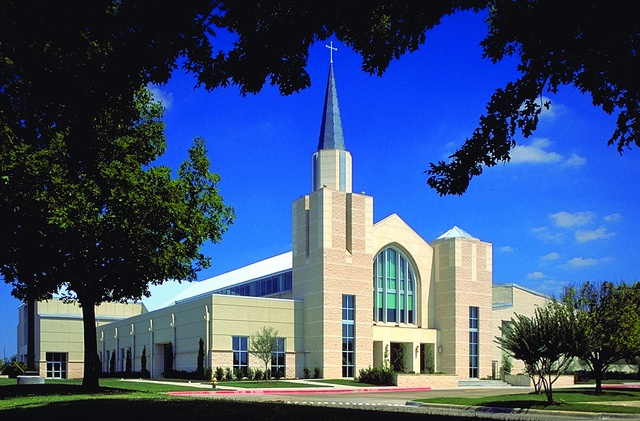Christ Episcopal Church / Plano, Texas