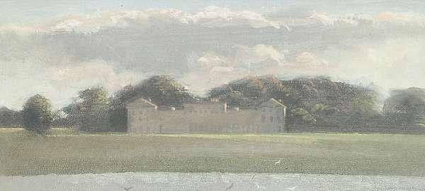 Heveningham Hall (1974) byJohn Morley