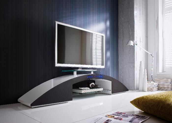 tv lowboard h ngend modern interessante. Black Bedroom Furniture Sets. Home Design Ideas