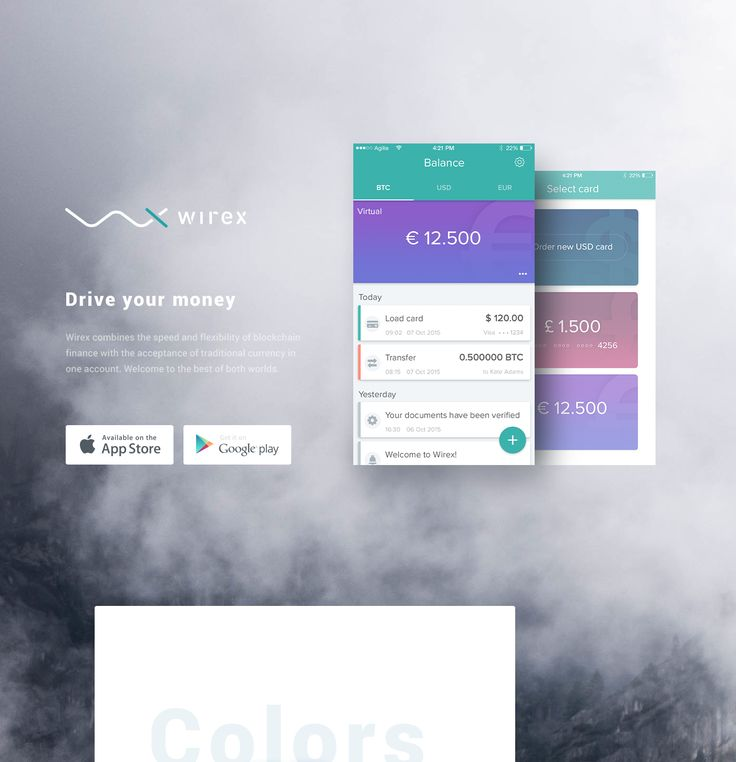 Wirex combines the speed and flexibility of blockchain finance with the acceptance of traditional currency in one app. Control your account, funds, and cards wherever you are, 24/7. Send, convert, and manage money with just a few taps with Wirex applicati…