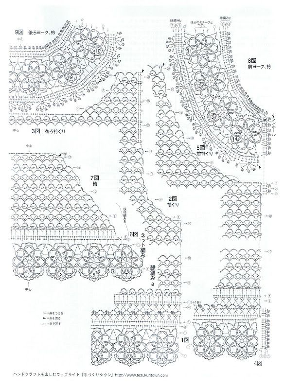 毛糸だま(№142,2009夏号) - 路过的精灵6 - Picasa Web Albums