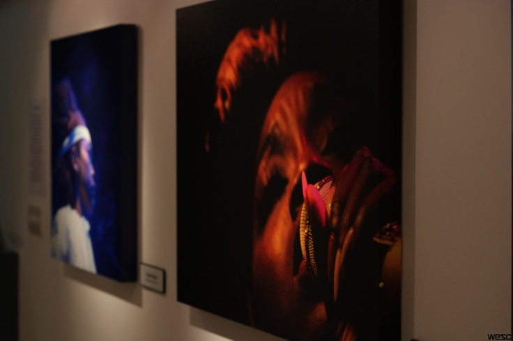 Last week saw the opening of Behind the Groove, a photography exhibition by friend of WeSC UK's 'Kingsley Davis'. The show is open daily until 19th April in the basement of the WeSC store on Carnaby Street, London. It's worth checking out if your in London, if not you'll just have to do with these pictures.......