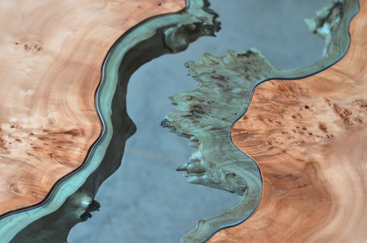 Image of grand canyon river table
