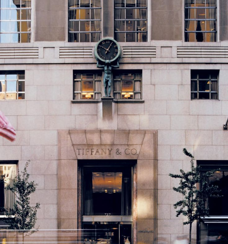 Tiffany & Co. | must visit the Fifth Ave flagship store