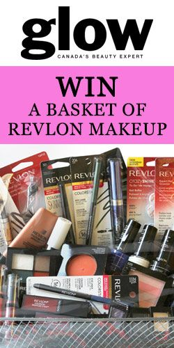 Win a Basket of Revlon Makeup