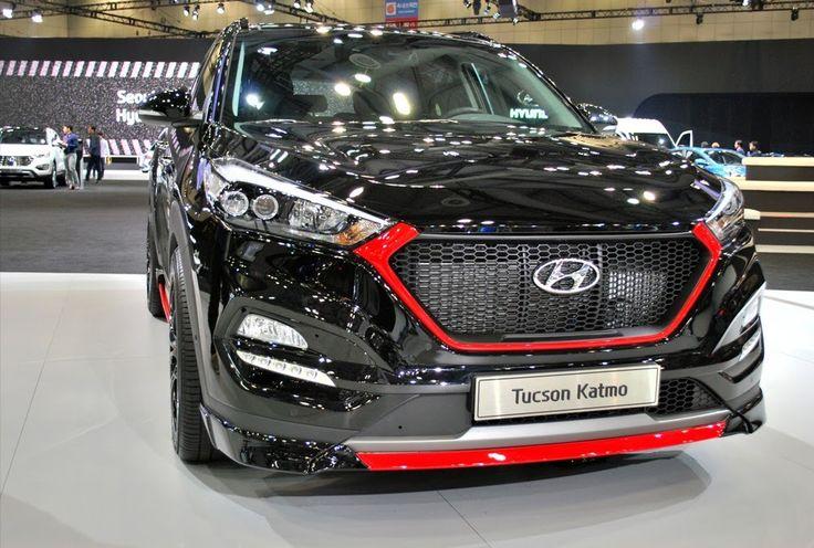Hyundai Tucson Katmo Tuning