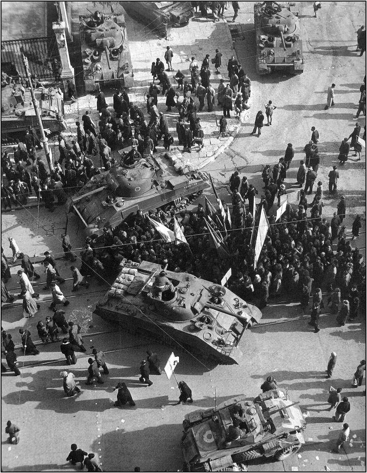 Δεκέμβρη του 1944 Dmitri Kessel