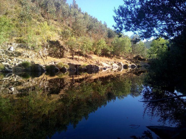 Rio Paiva - Alvarenga, Arouca  Portugal