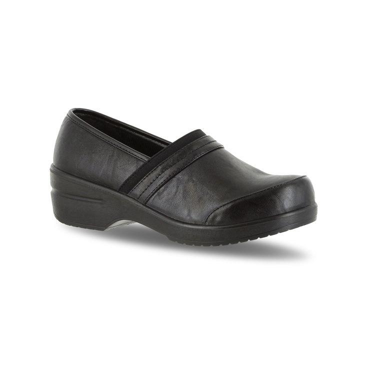 Easy Street Origin Women's Clogs, Size: medium (9.5), Black