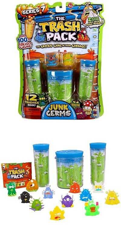 Mixed Lots 49018: Trash Accessories Pack S7 Action Figure (12-Pack) -> BUY IT NOW ONLY: $40.96 on eBay!