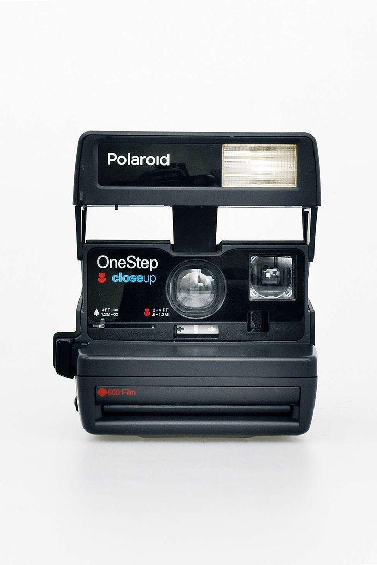 Impossible - Appareil photo Polaroid 600 style 80's et pellicule