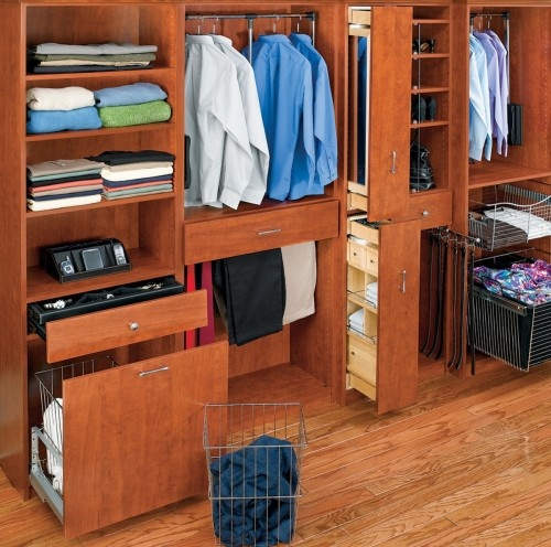 Custom Closets   Traditional   Closet   Chicago   By Pro Storage Systems