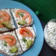 Fotografie receptu: Jarní brokolicová pomazánka
