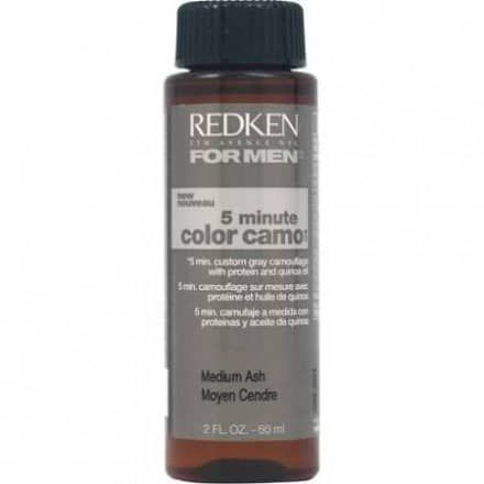 Redken For Men 5 Minute Color Camo Medium Natural 2oz - Discount Beauty Supply