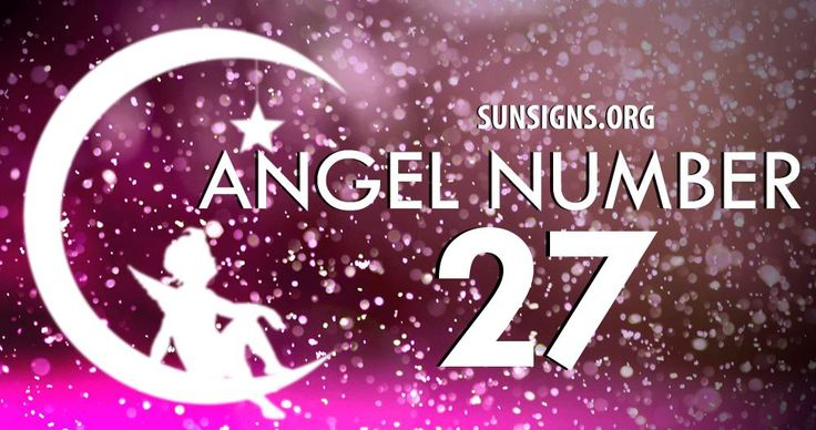 When Angel Number 27 appears again and again in your life, the angels are prodding you to rely on your self-confidence and move ahead in life with poise and optimism. Realization of fruitful outcome, monetary benefits and contentment in life is entirely dependent on your positive outlook and belief in you.