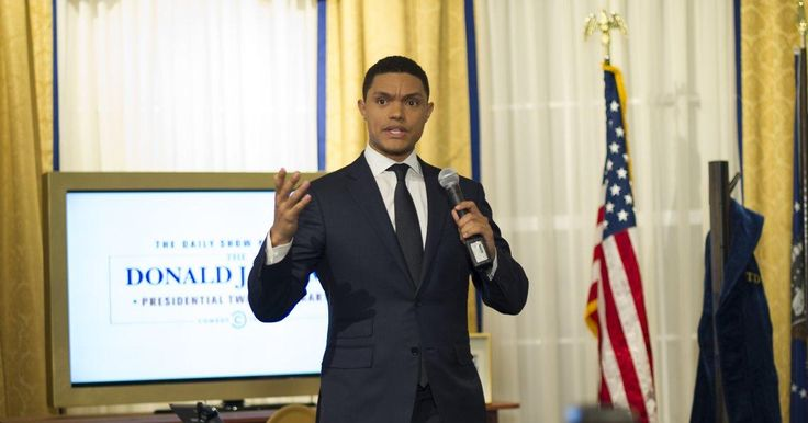 'The Daily Show's' 'Donald Trump Presidential Twitter Library' is a living museum - New York Daily News