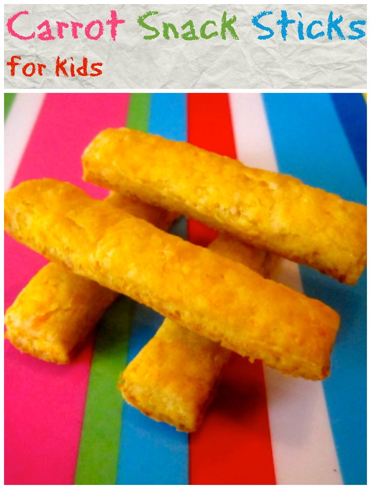 Having problems getting #kids to eat #vegetables? Here is great #healthy snack that everyone will love!