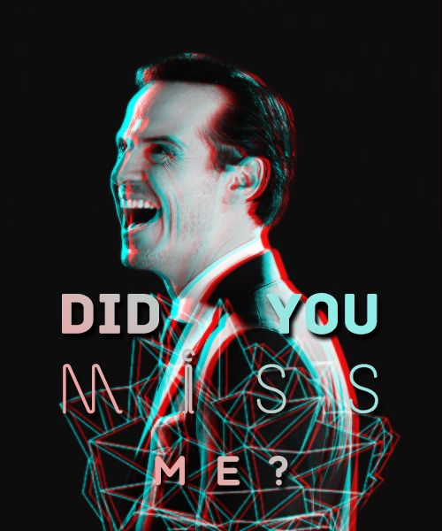 moriarty did you miss me