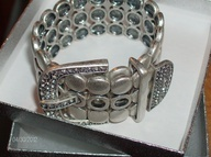 premier jewelry buckle up bracelet...love this and the ring!