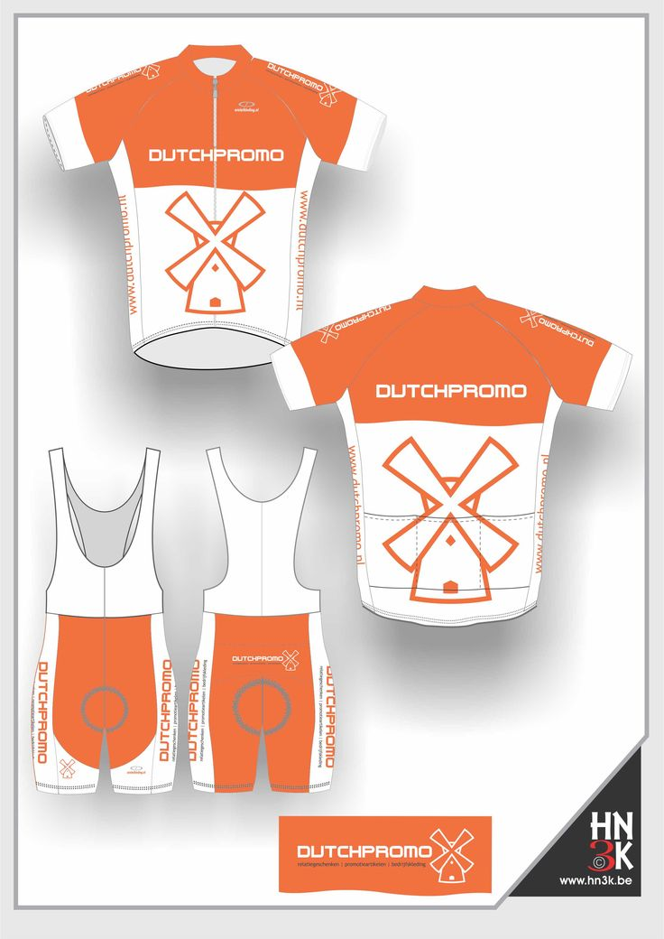 dutchpromo  cycling shirt  cycling shin  ort   bike jersey  fietstrui fietsbroek wieleruitrusting  maillot  @hn3k.be